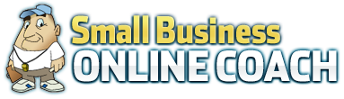 small business online coach'