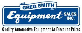 Greg Smith Equipment'