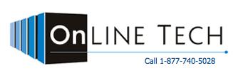Logo for Online Tech'