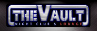 The Vault Night Club and Lounge Logo