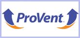 ProVent, LLC Logo