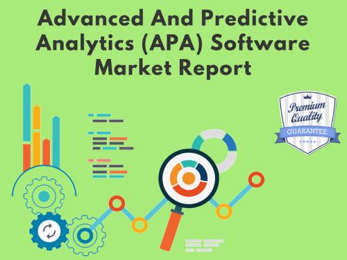 Advanced And Predictive Analytics (APA) Software Market'