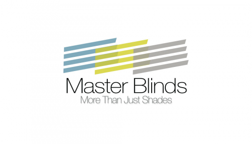 Company Logo For Master Blinds'