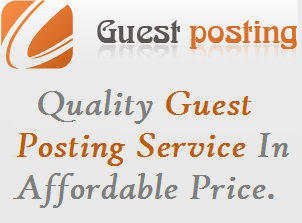 Guest Posting Service'