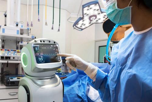 Hospital Artificial Intelligence Market'