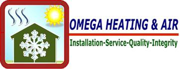 Company Logo For Omega Heating & Air'