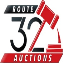 Company Logo For Route 32 Auctions'