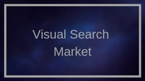 Visual Search Market'