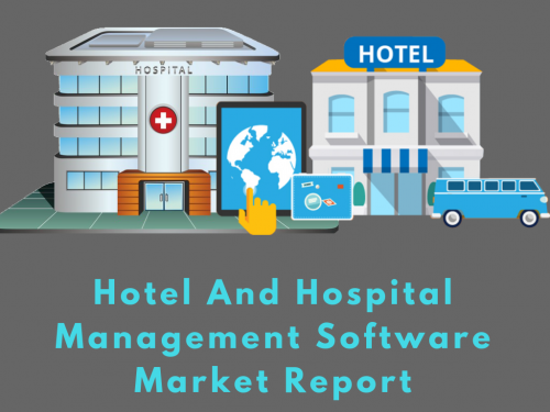 Hotel And Hospital Management Software Market'