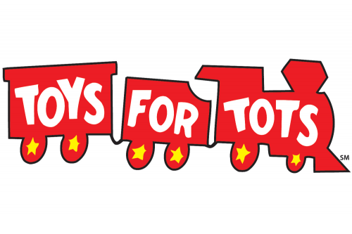 Toys for tots logo'