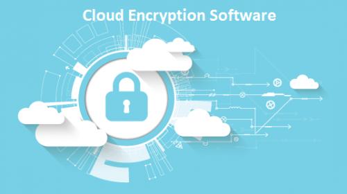 Cloud Encryption Software Market'