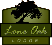 Lone Oak Lodge Logo