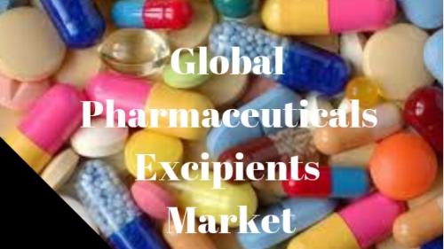 Pharmaceuticals Excipients Market'
