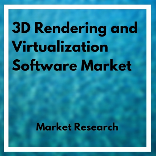 3D Rendering and Virtualization Software Market'