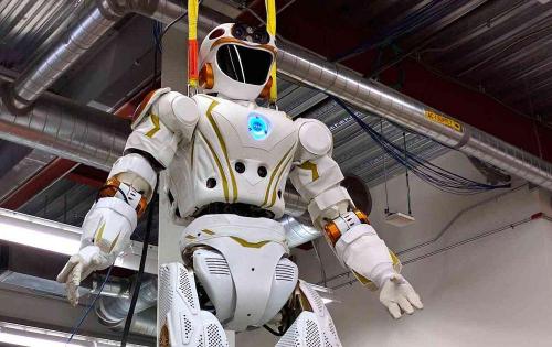 Aerospace Robotics Market'