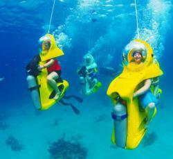 Underwater Scooter'