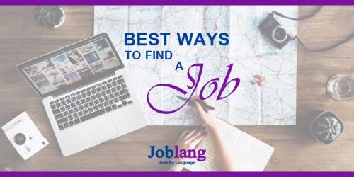 Company Logo For JobLang'