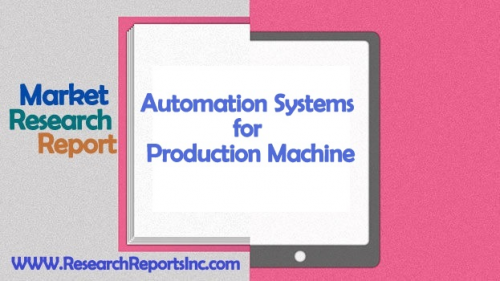 Automation Systems for Production Machines Industry'