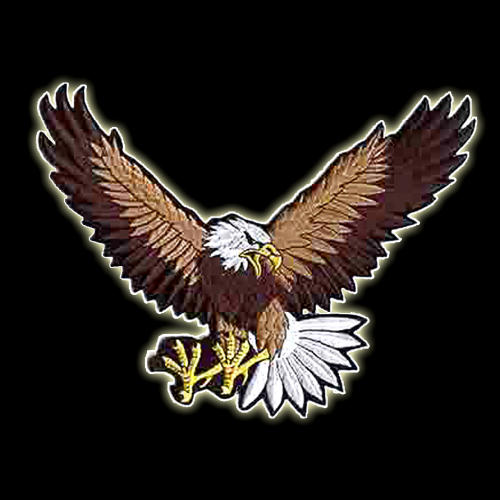 Company Logo For Embroidery Patches'