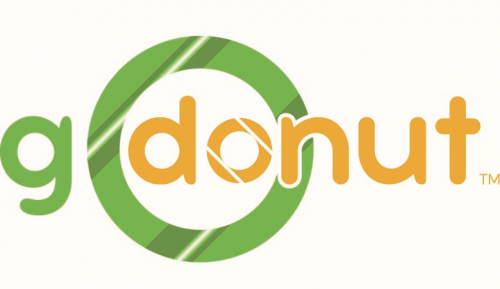 Company Logo For GoDonut'