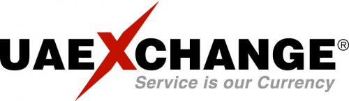 Logo for UAE Exchange'