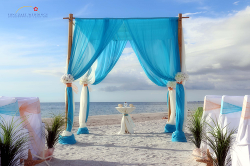 Florida Beach Weddings on a Budget'