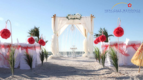 Florida Gulf Beach Weddings'