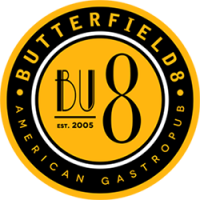 BUtterfield 8 NYC Logo