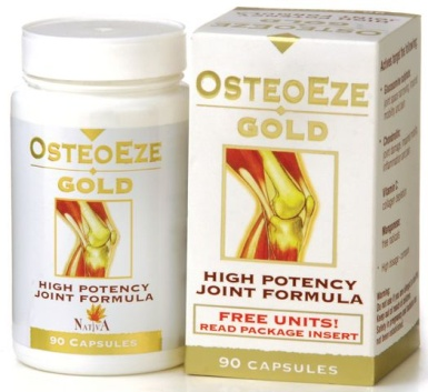 OsteoEze Gold'