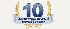 Logo for Futuretrend Training Academy'