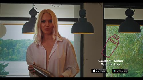 Flame Token Cocktail Mixer App 2'