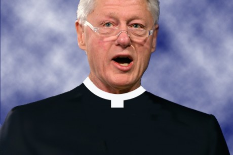 Universal Life Church, President William (Bill) Clinton'