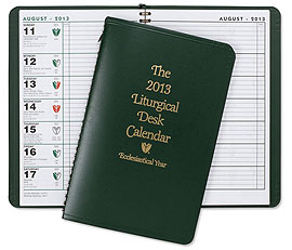 Universal Life Church Daily Calendar and Planner'