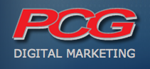 Logo for PCG Digital Marketing'