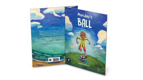 Monday's Ball, An African Children's Picture Book'