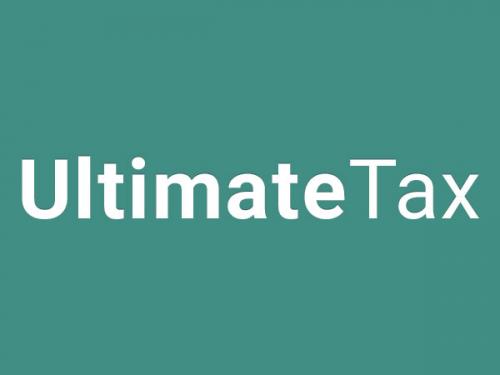 Company Logo For UltimateTax'