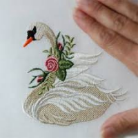 Machine Embroidery Logo