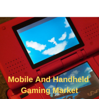 Mobile And Handheld Gaming Market