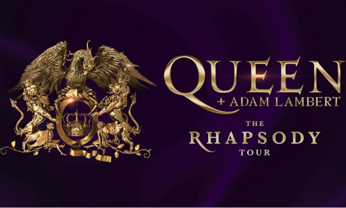 Queen Rhapsody Tour Concert Tickets Toyota Center Houston'