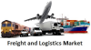 Freight and Logistics market'