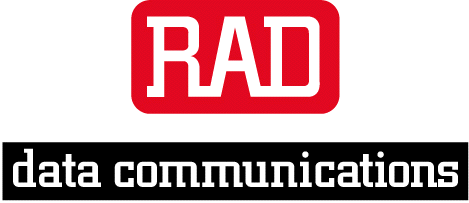 Logo for RAD Data Communications'