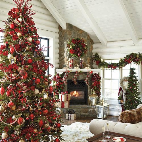 Christmas home décor'