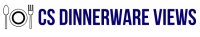 CSDinnerwareViews.com Logo