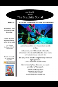 The Graphite Social Logo