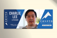Charlie Lee, Creator of Litecoin