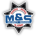 M&S Security Services Logo