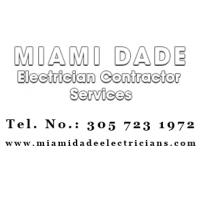 Miami Dade Electricians Logo