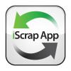 Logo for iScrap App'