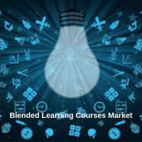 Blended Learning Courses Market
