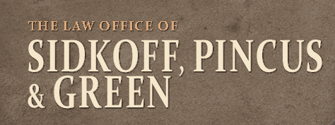 The Law Offices of Sidkoff, Pincus and Green'